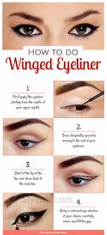 Eye #makeup is an art and doing it perfectly is very important to show off  your glamorous eyes… | Eyeliner under eye, How to do winged eyeliner, How  to put eyeliner