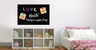 Magnetic Chalkboard Decal Dezign With A Z