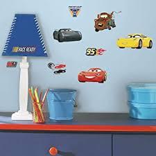 Amazon Com Roommates Disney Pixar Cars 3 Peel And Stick Wall Decals Home Improvement