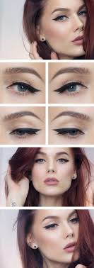 eye makeup for eye shapes cat eye makeup