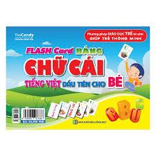 Flashcard bảng chữ cái tiếng việt đầu tiên cho bé - Kidsplaza.vn