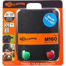 Gallagher M160 Fence Energizer By Gallagher At Fleet Farm