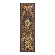 multicolor 2 ft x 8 ft runner rug
