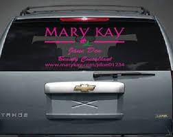 Mary Kay Decal Etsy