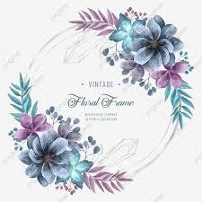 watercolor flower fl wedding