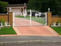 Cost To Install A Driveway Gate Estimates And Prices At Fixr