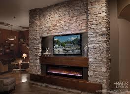 custom media wall home entertainment