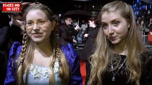 Jessie Cave & Bebe Cave Interview - Great Expectations & JK ...