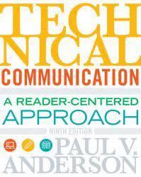 Technical Communication: a reader-centered approach