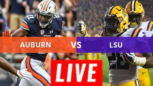 LSU vs Auburn LIVE HD
