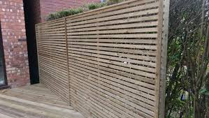 Timber Slats For Fencing Google Search Slatted Fence Panels Courtyard Gardens Design Slat Wall