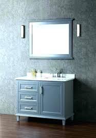 bathroom sink and mirror sets vanity