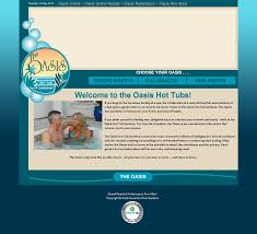 oasis hot tub gardens competitors