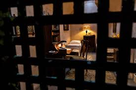 philadelphia prison cell