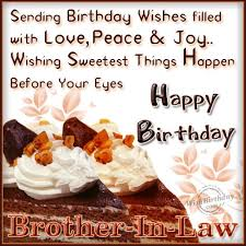 birthday wishes for brother in law from bhabhi happy birthday