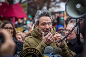 Beastie Boys' Ad-Rock Speaks Out Against Hate at Park Rally | Time