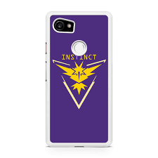 Team Instinct Pokemon Go Pixel 2 / Pixel 2 XL case — Case Persona