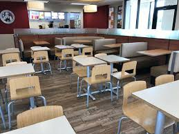 Restaurant Projects - Complete Flooring Installation
