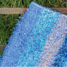 Blue Rug 60x120cm 2 X4 Area Rugs Kids Room Decor Etsy