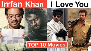 Irrfan Khan - Top 10 Best Movies Of All Time