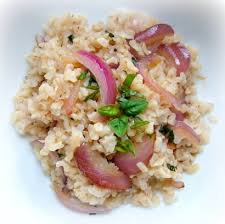 Image result for rice pilaf and red onion