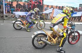 drag bike 2017 kenjeran fu aneka vs fu