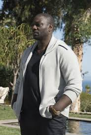 Adewale Akinnuoye-Agbaje as Stevvy Johnson - The Fix Season 1 ...