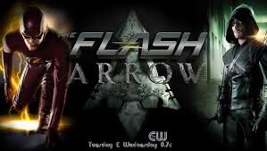 flash the arrow hd wallpaper 1000x566