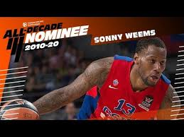 All-Decade Nominee: Sonny Weems - YouTube