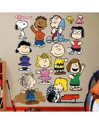 Amazing Deal On Fathead Peanuts Collection Wall Decals