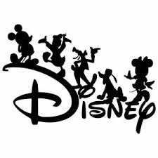 7 Disney Vinyl Decal Sticker Car Window Laptop Mickey Minnie Donald Goofy Pluto Ebay