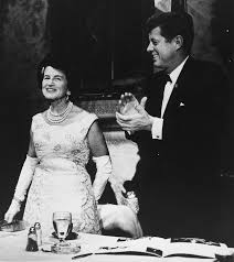 """quote by rose fitzgerald kennedy """"it has been said time heals"""