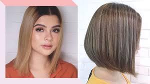 thin hair haircut volume boosting