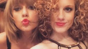 Taylor Swift Gets Breakup Consolation From 'A Redhead Named ...