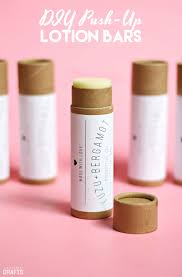 homemade lotion push up bars consumer