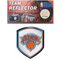 Nba 3d New York Knicks Auto Color Emblem Sticker Decal
