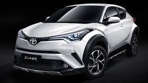 toyota c hr 2018 4k wallpaper hd car