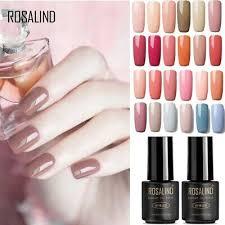 rosalind nail art uv gel nail polish
