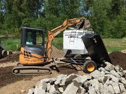 Excavator Dump Trailers – IDM