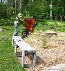 wood chipper chippers to make