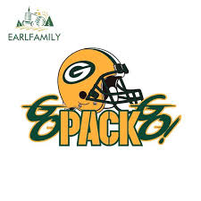 Green Bay Packers Streetbadge