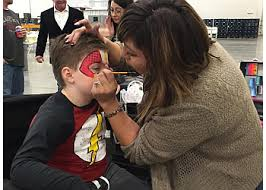 3 best face painting in stockton ca