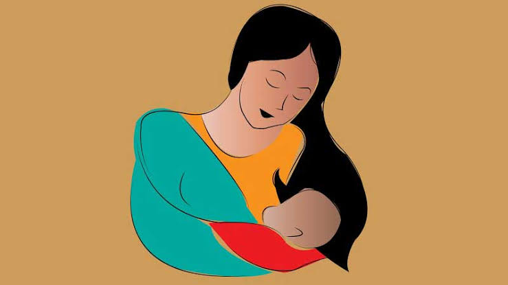 نتيجة بحث الصور عن Breastfeeding animation baby smile