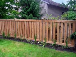 Pin On Wood Fences Ideas