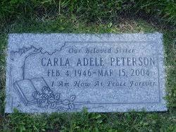 Carla Adele Peterson (1946-2004) - Find A Grave Memorial