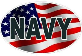 Home Garden U S Navy Flag Oval Wall Window Vinyl Decal Sticker Us Military Decor Decals Stickers Vinyl Art