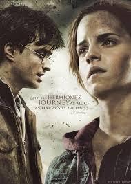 harry potter quote hermione granger deathly hallows harmony j k