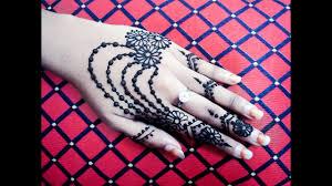 chain wali mehndi design photo