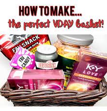 valentine gift basket ideas for him