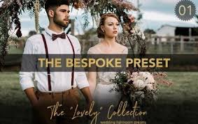 bespoke wedding lightroom cc